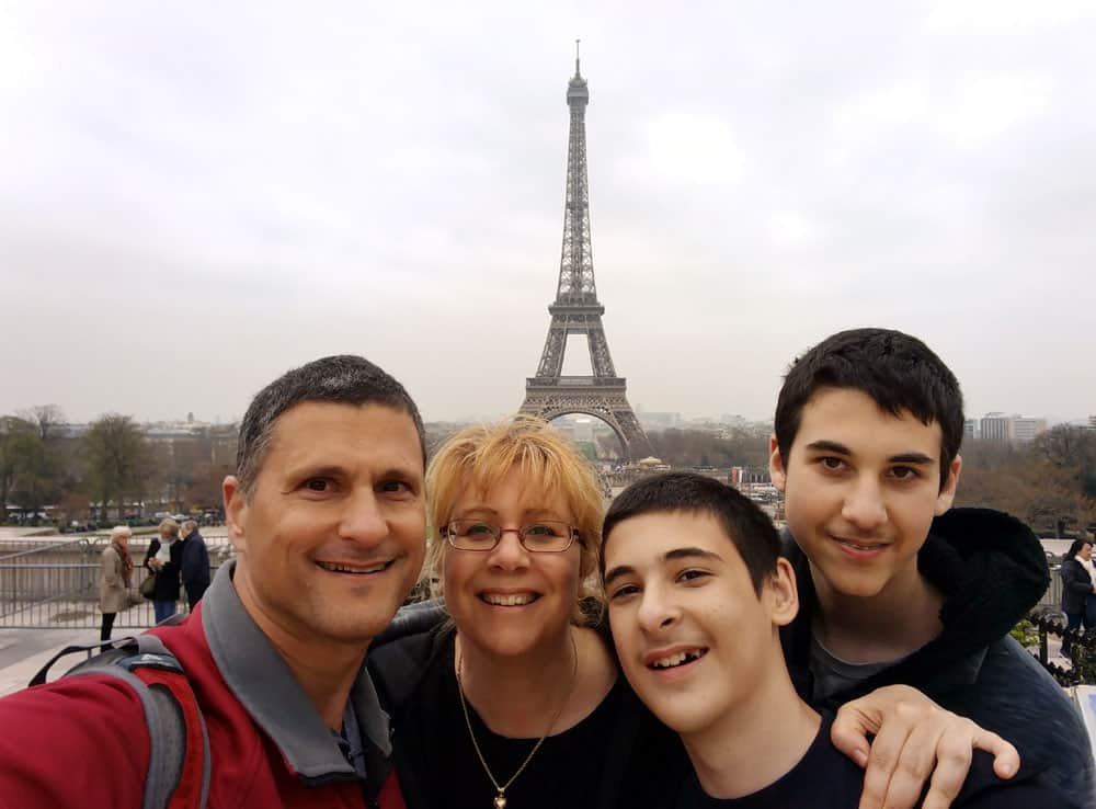 Our Trip to Paris