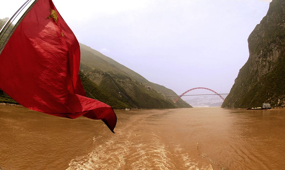 Yangtze river - You can see it even if you have travel anxiety!
