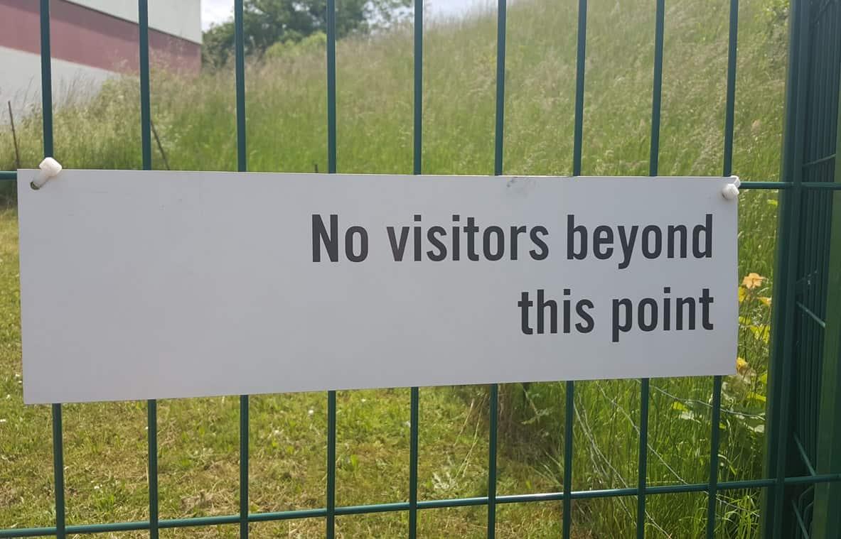 Visiting CERN list of tips