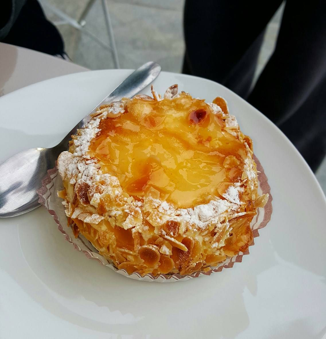 French Alps Trip Report: Yummy pastries!