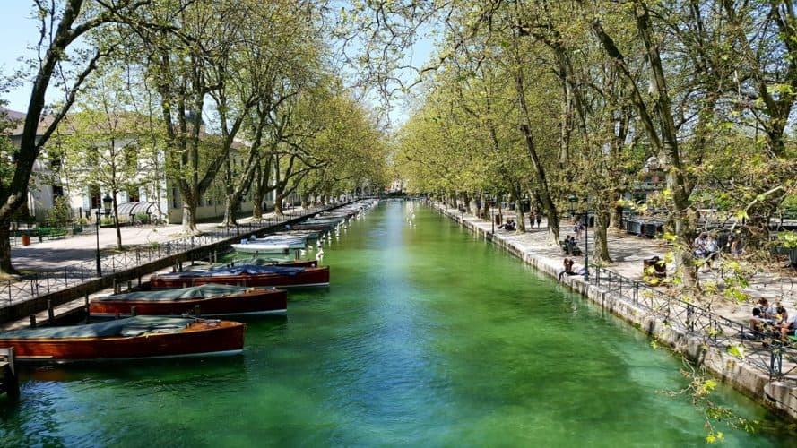 What to do in Annecy, France (Including a Map)
