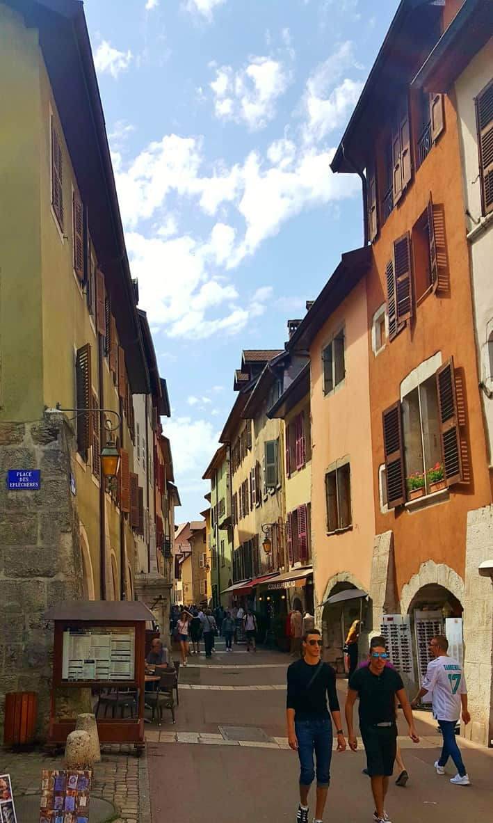 What to do in Annecy