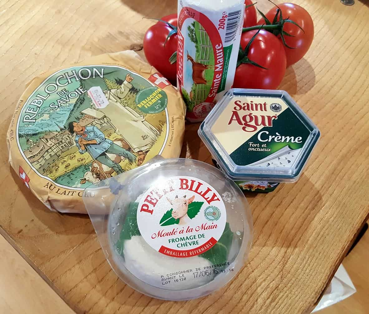 French Alps Trip Report: Cheese heaven!