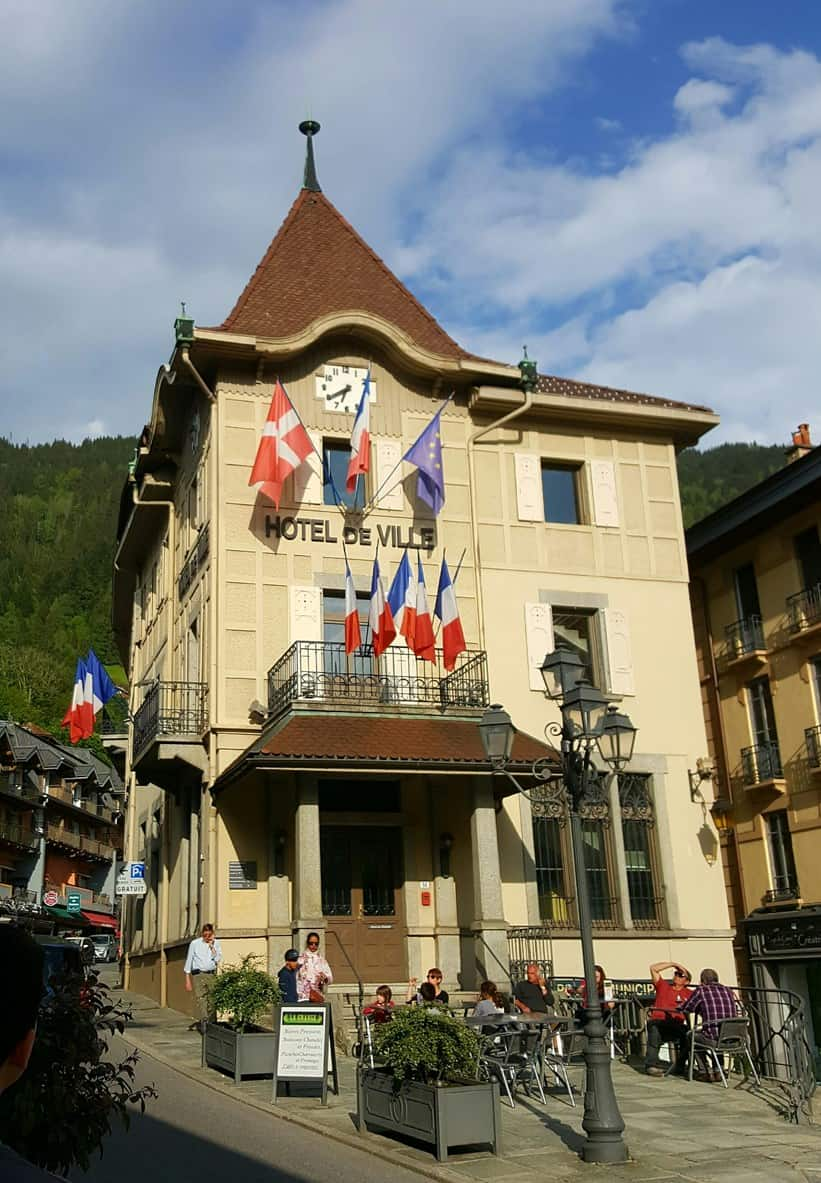 French Alps Trip Report: St Gervais