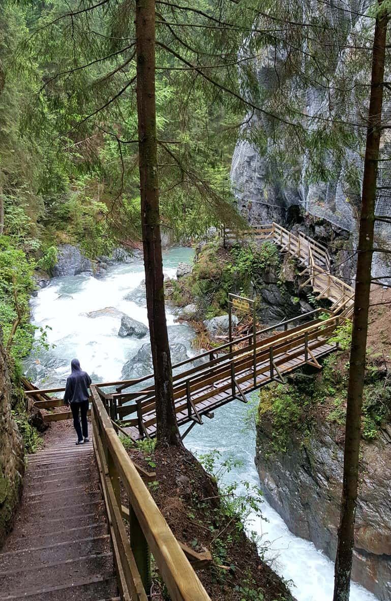 French Alps Trip Report: Gorges De La Diosaz