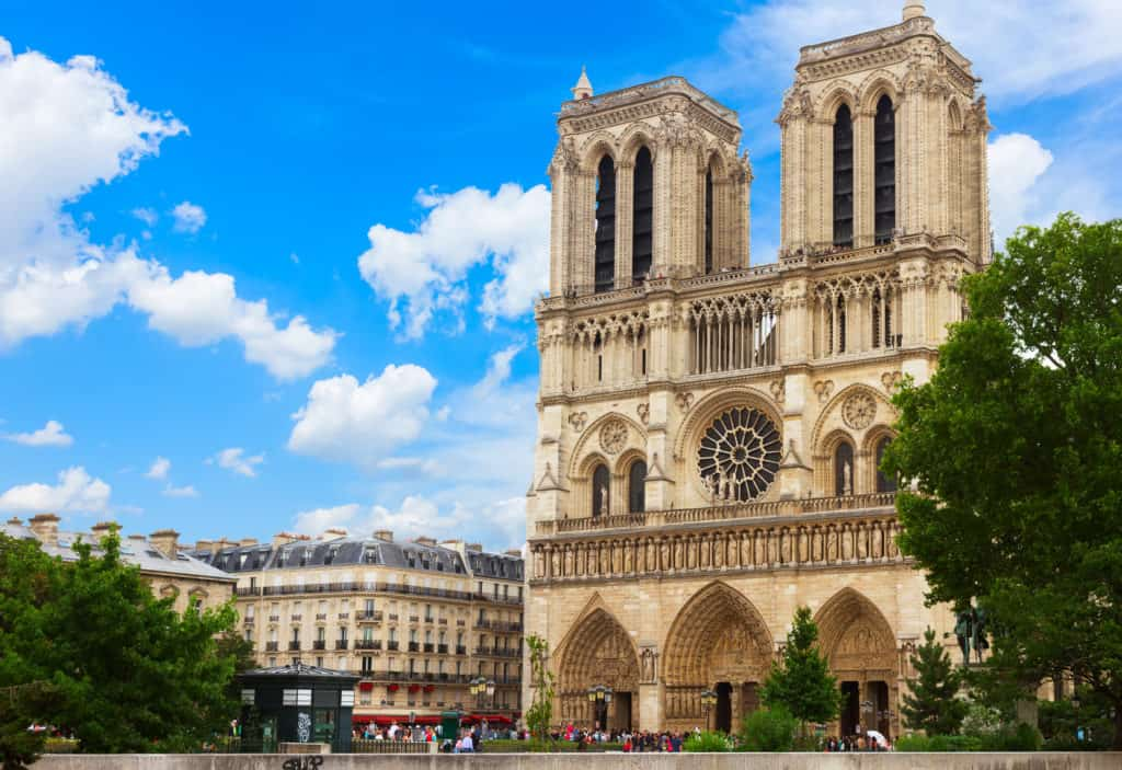 one of the worlds most famous cathedrals this gothic medieval church is a must see and easily makes it into our list of places to visit in paris - Paris Must See