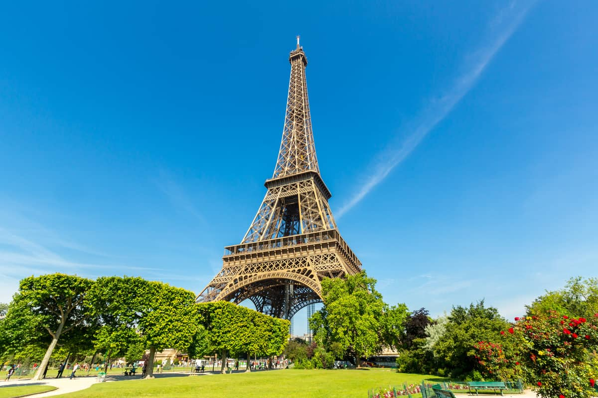 15 Places to Visit in Paris – the Complete Checklist Including a Map