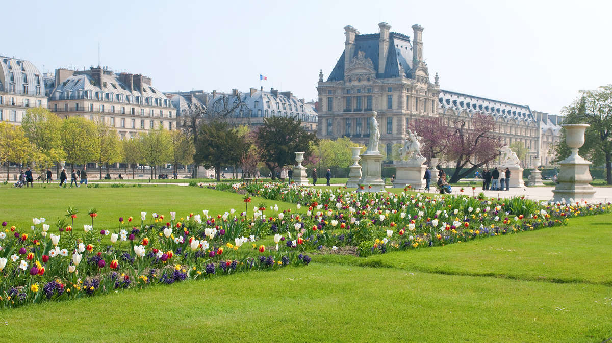 Places To Visit In Paris Tuileries Garden