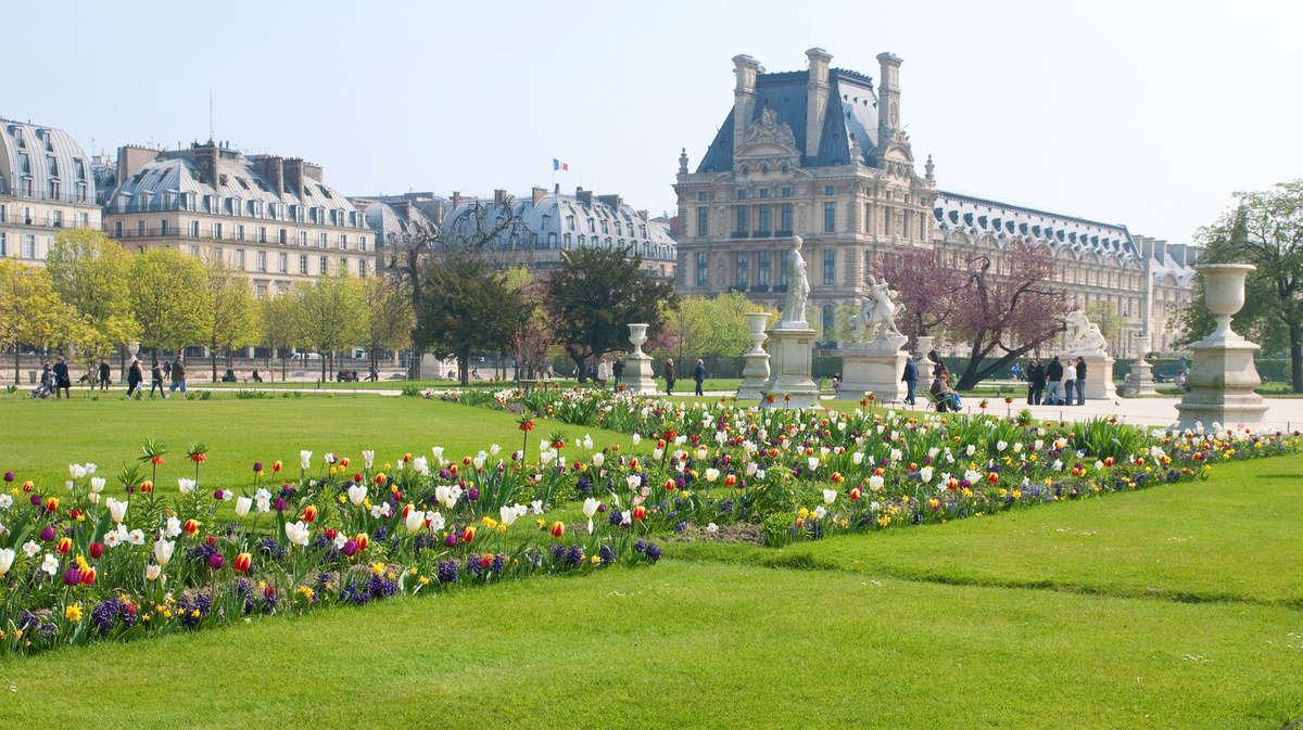 Places To Visit In Paris Tuileries Garden