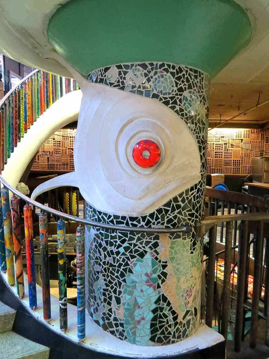 At The City Museum, St. Louis
