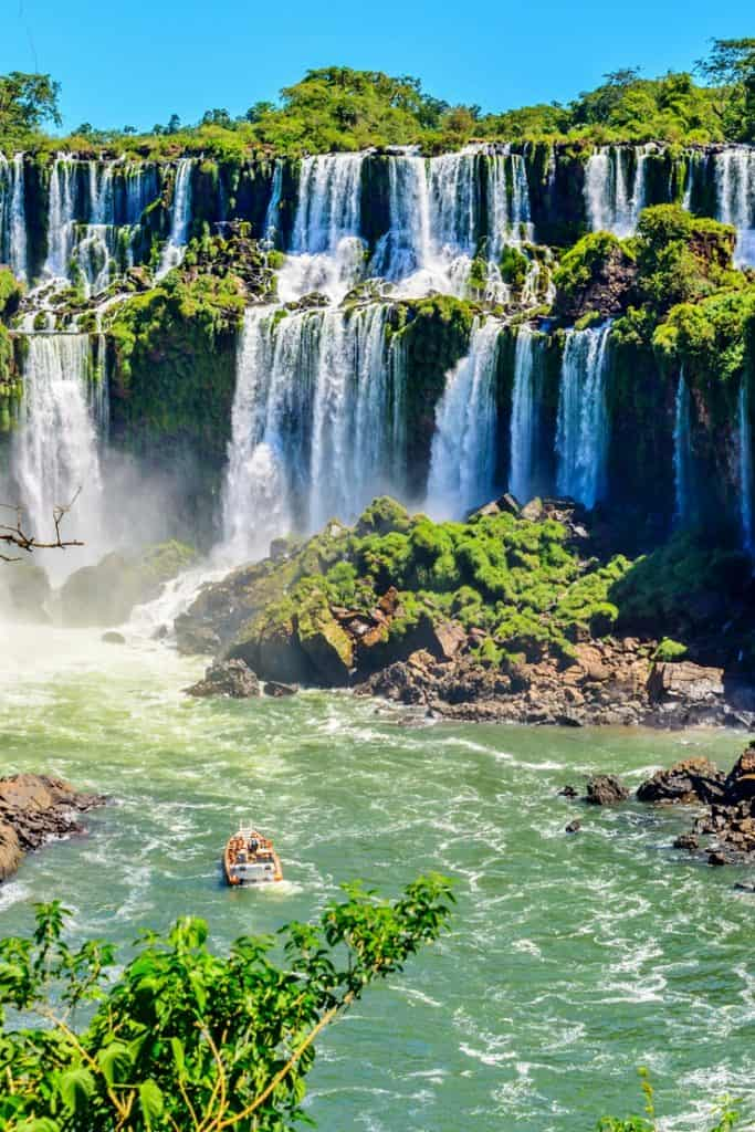 Aregntina - one of the top travel destinations in South America. Click to see the full list.