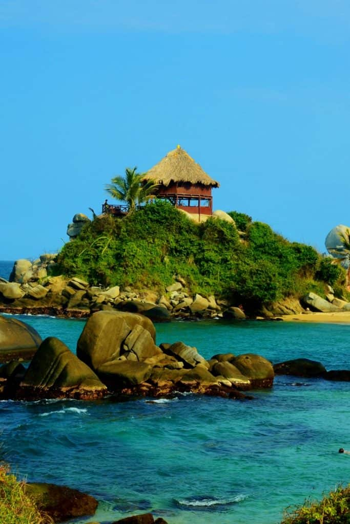Colombia - one of the top travel destinations in South America. Click to see the full list.