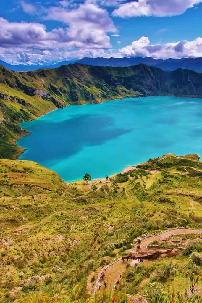 Ecuador - one of the top travel destinations in South America. Click to see the full list.