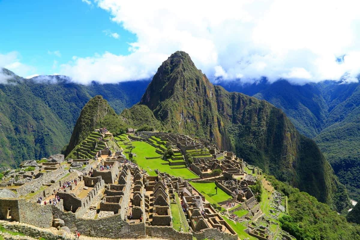 Best travel destinations in south america trip memos for Historical vacation spots in the south