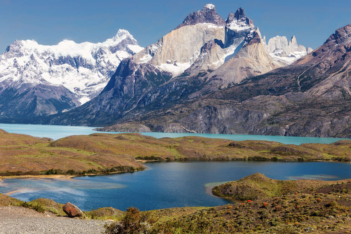 Patagonia, Chile - Where to travel to in South America