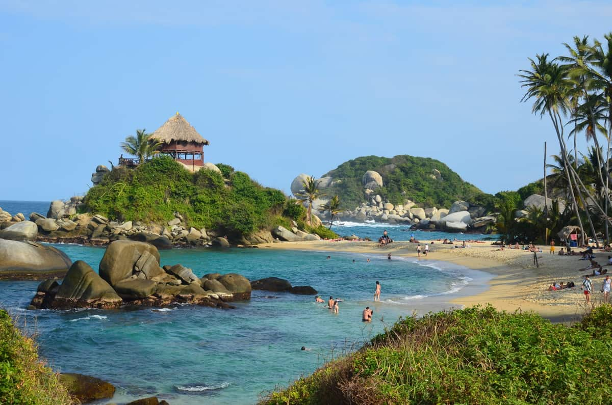 Parque Nacional Natural Tayrona, Colombia - Where to travel to in South America