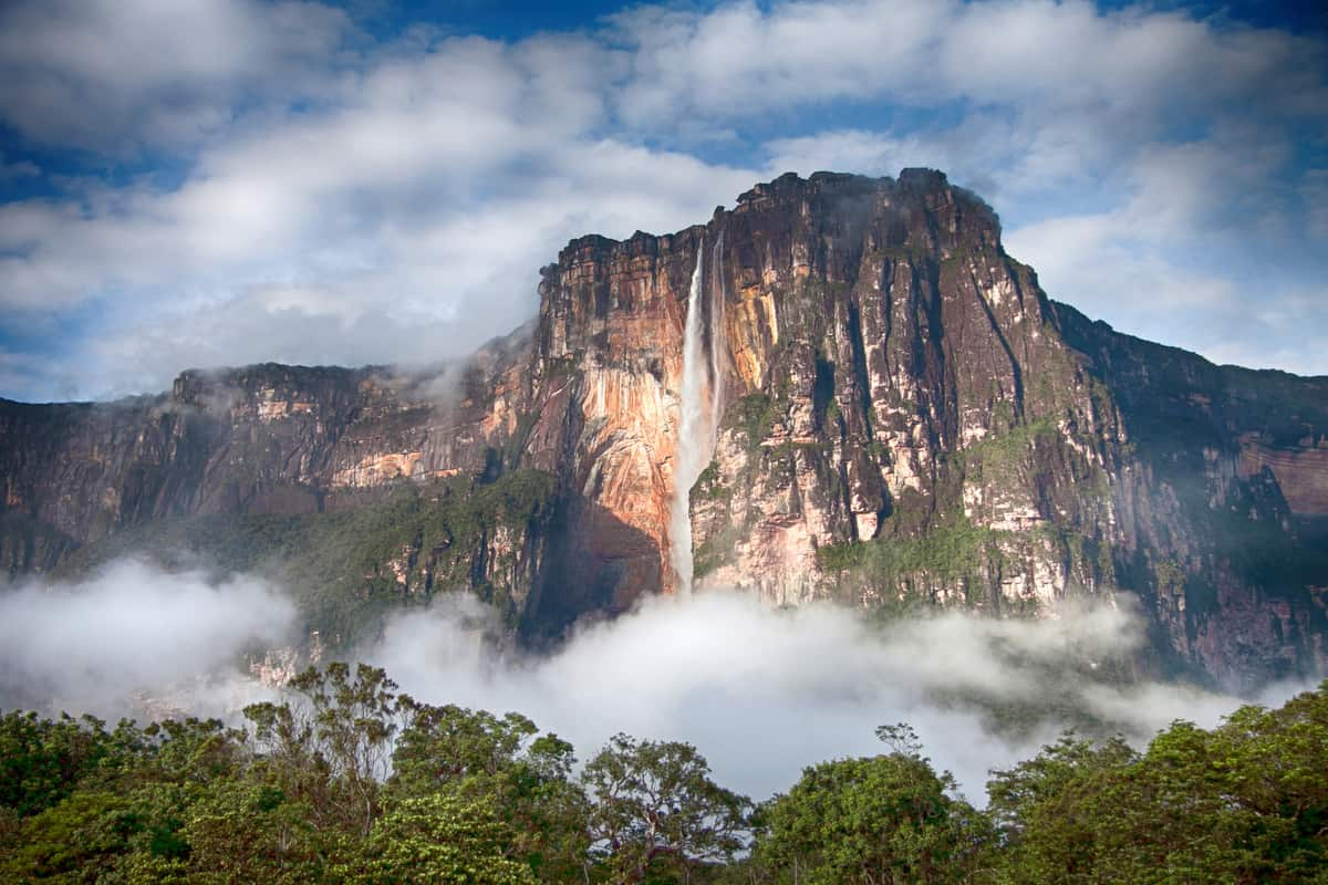 Salto Angel, Venezuela - Where to travel to in South America