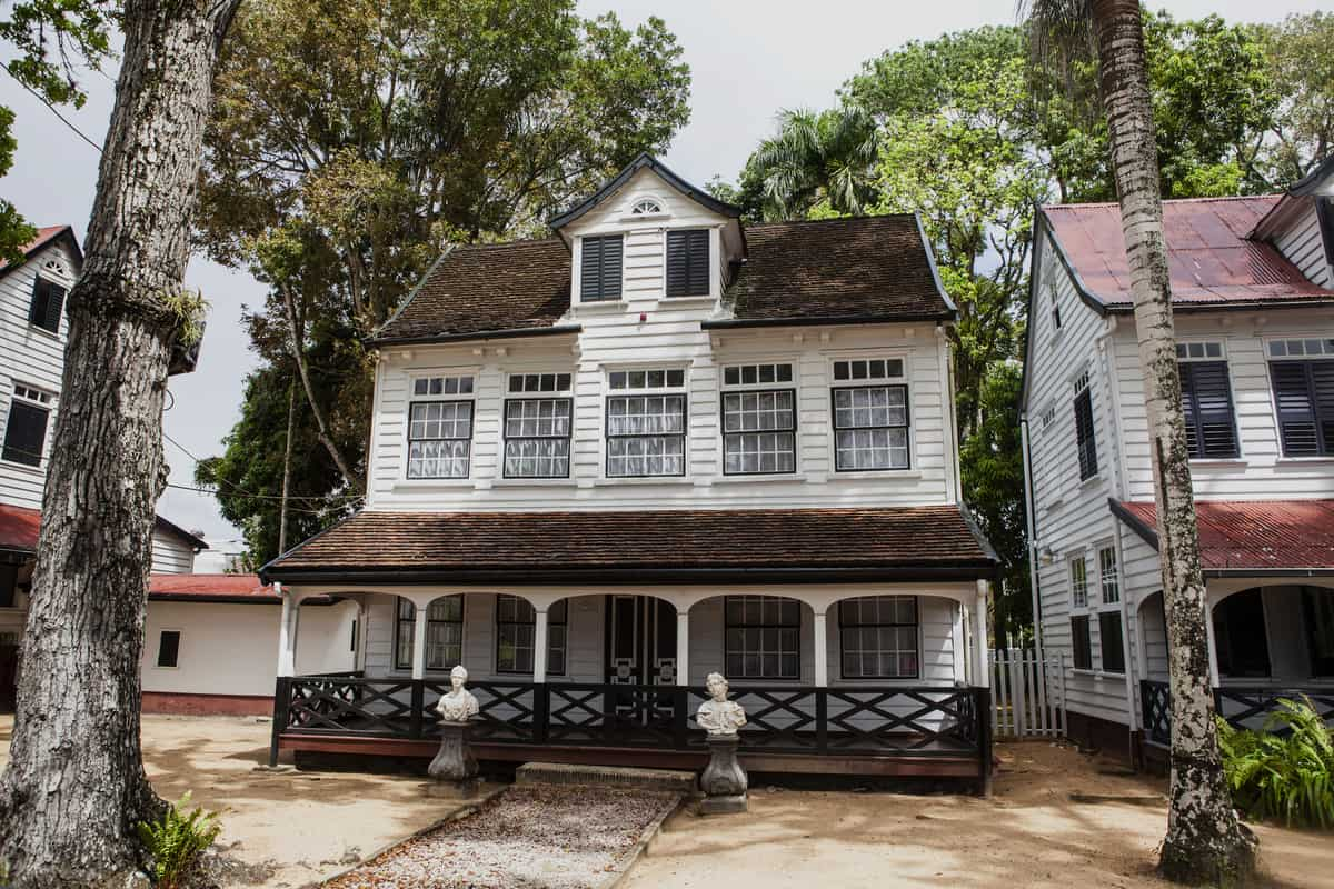 Paramaribo, Surinam - Where to travel to in South America