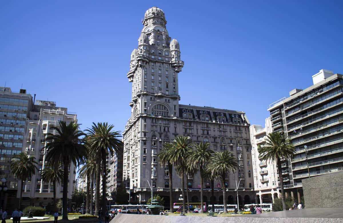 Montevideo, Uruguay - Where to travel to in South America