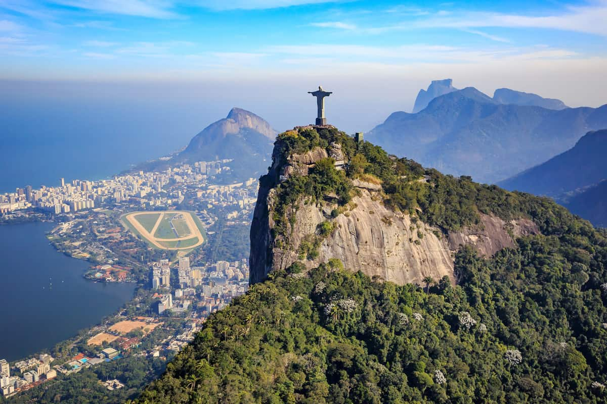 Rio, Brazil - Where to travel to in South America?