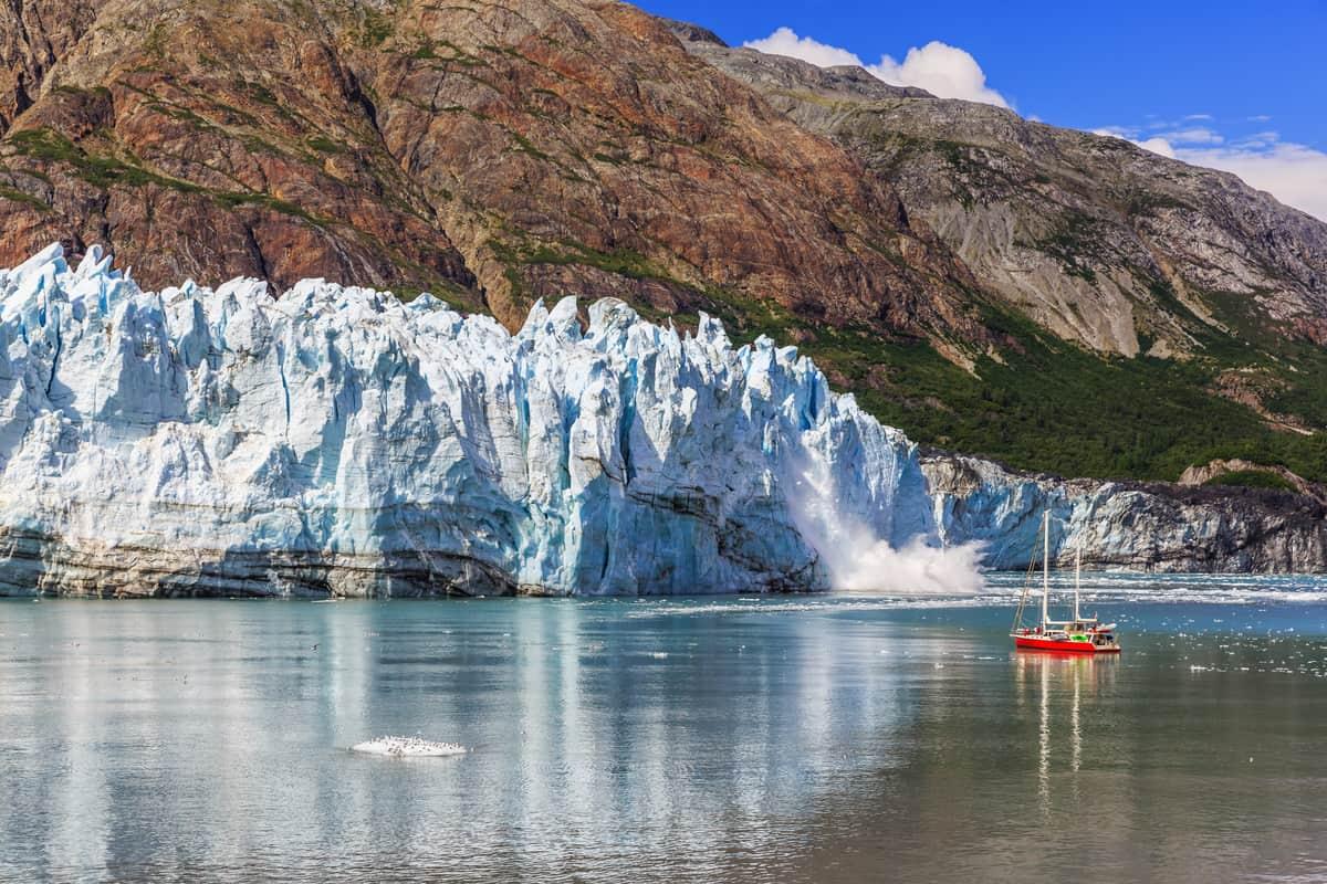 Alaska Bucket List: Margerie Glacier in Glacier Bay National Park