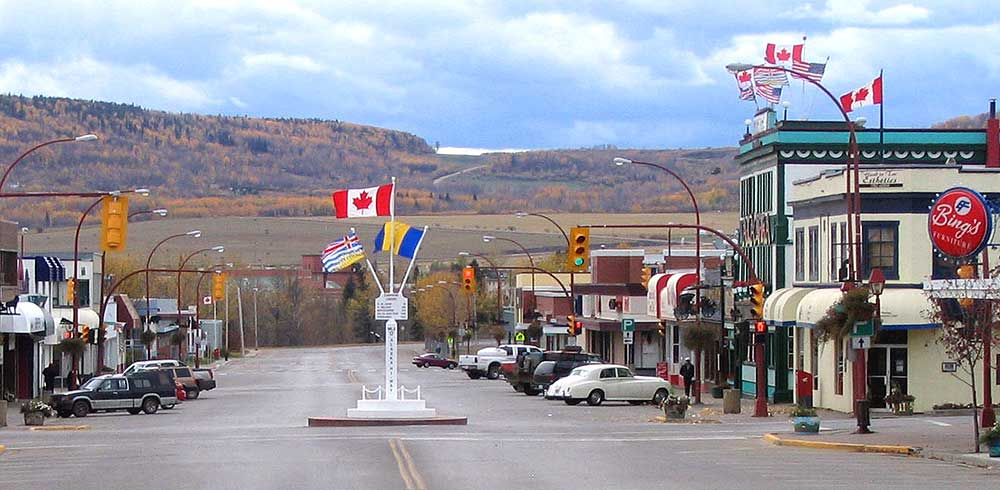 What to see and do along the Alaska Highway: Dawson Creek