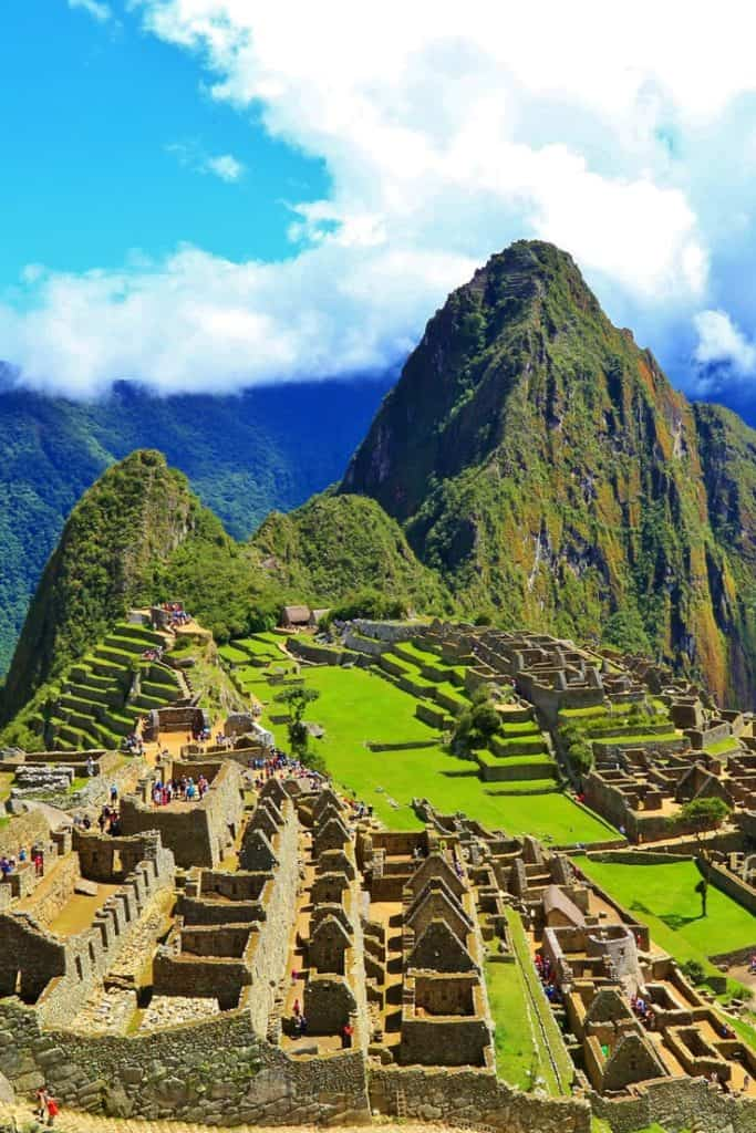 Peru - one of the top travel destinations in South America. Click to see the full list.