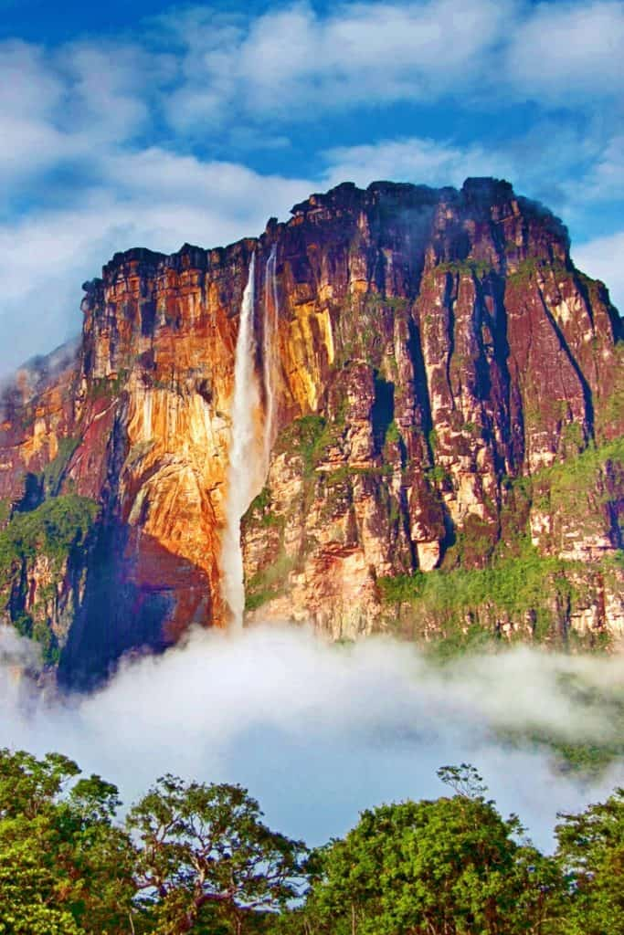 Venezuela - one of the top travel destinations in South America. Click to see the full list.