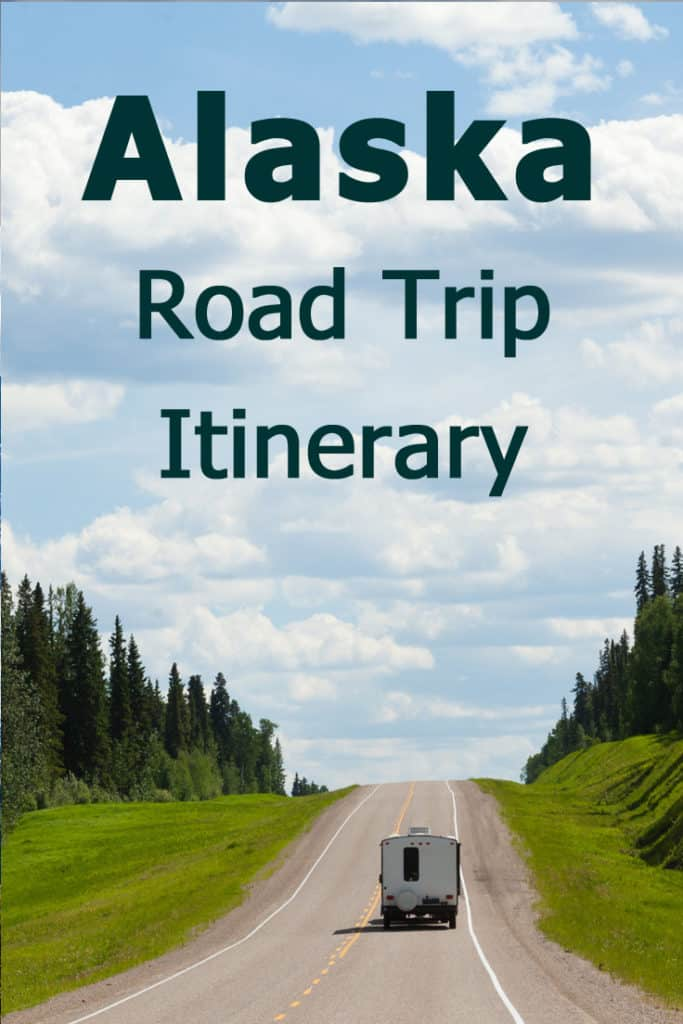 Alaska road trip itinerary driving to alaska back for Canadian fishing trips cheap