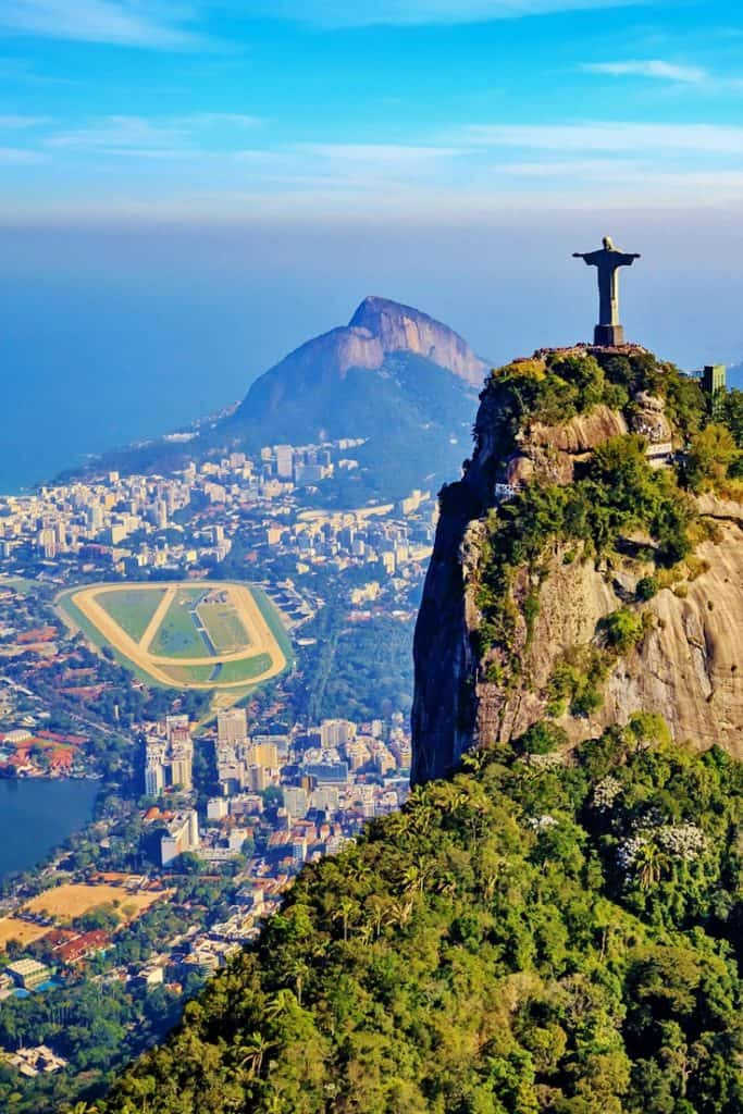 Brazil - one of the top travel destinations in South America. Click to see the full list.