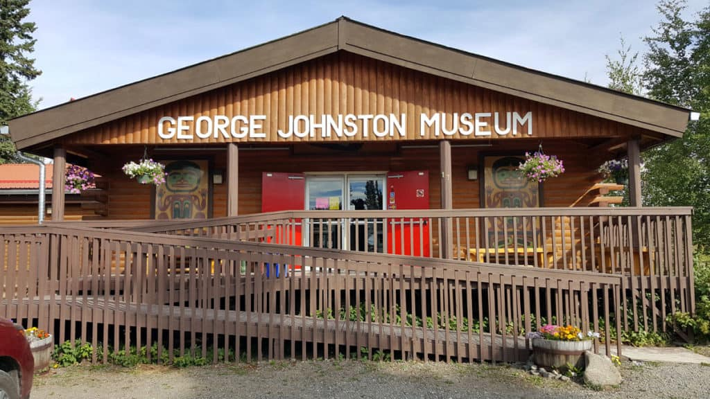 George Johnston Museum - Teslin, Yukon