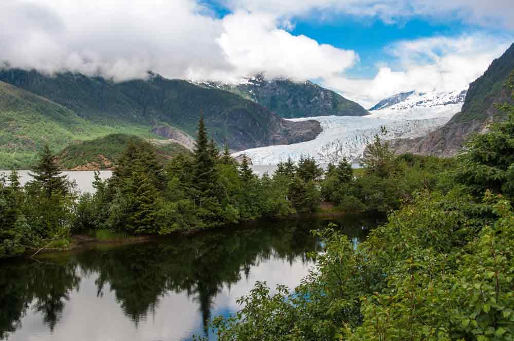 Alaska Bucket List: Mendenhall Glacier, Juneau