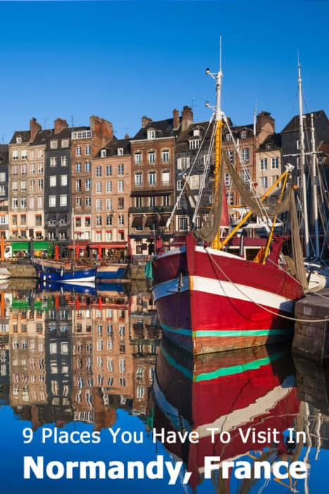 Honfleur Harbour, Normandy