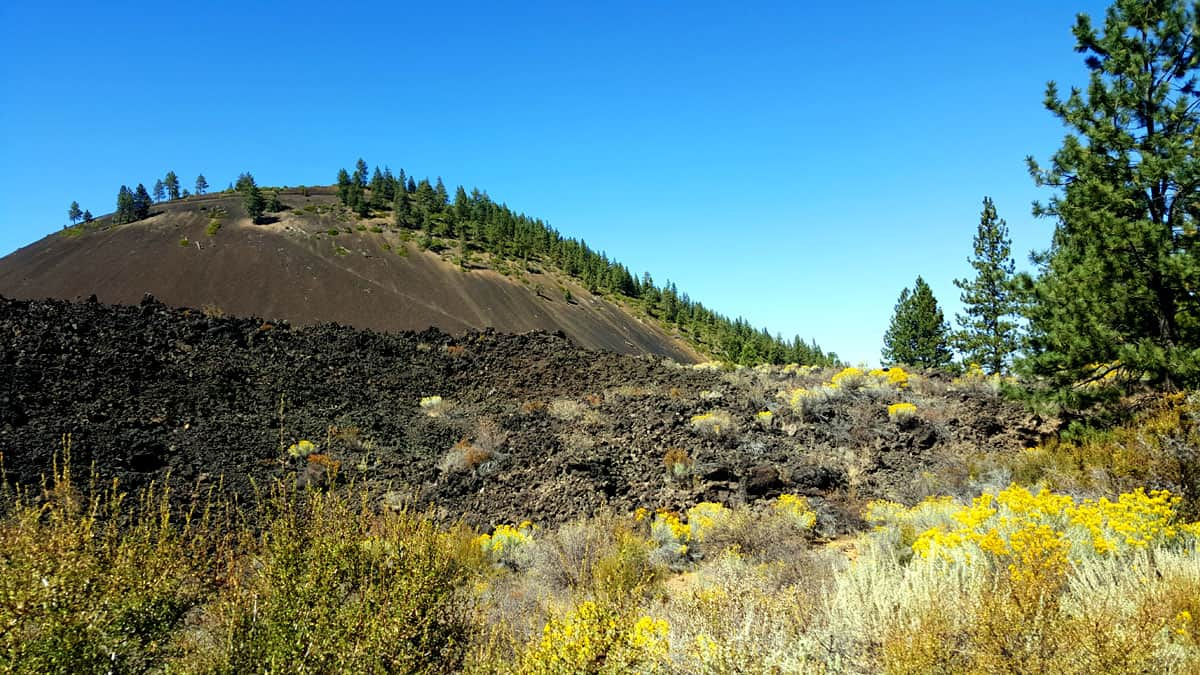 9 awesome things to do in Bend, Oregon: Newberry Volcanic National Monument