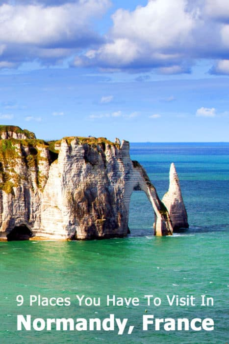 Cliffs of Etretat, Normandy