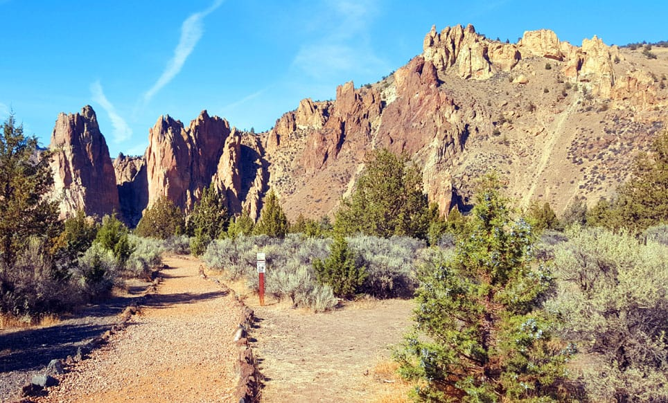 9 awesome things to do in Bend, Oregon: Smith Rock State Park