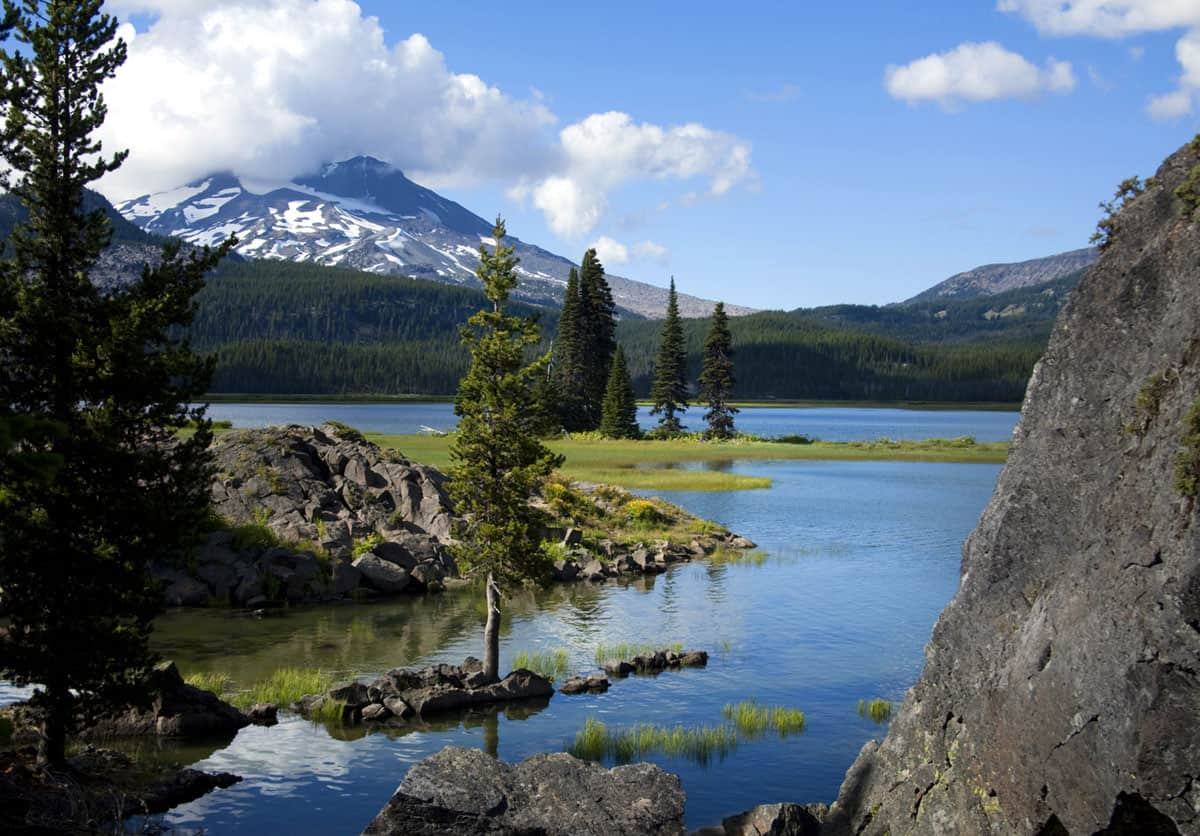 9 awesome things to do in Bend, Oregon: Sparks Lake