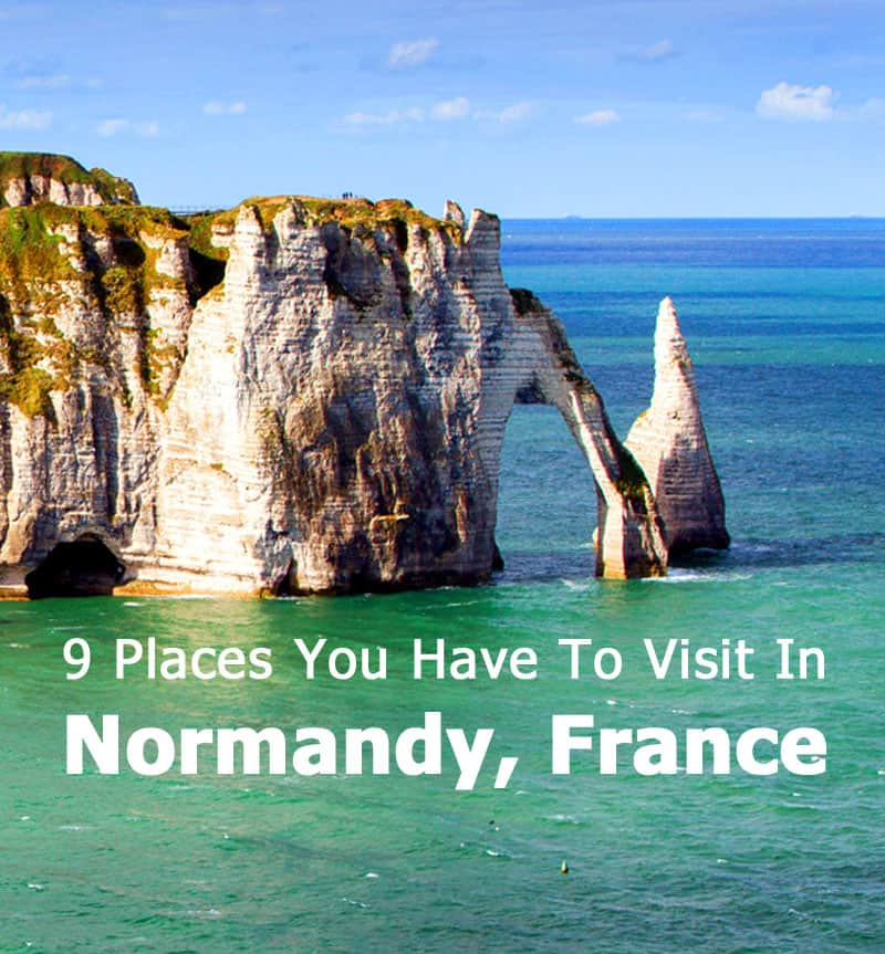Traveling to Normandy