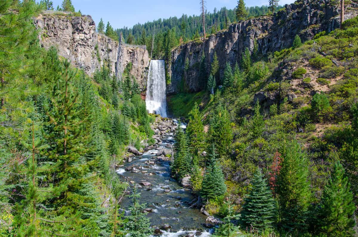 9 awesome things to do in Bend, Oregon: Tumalo Falls