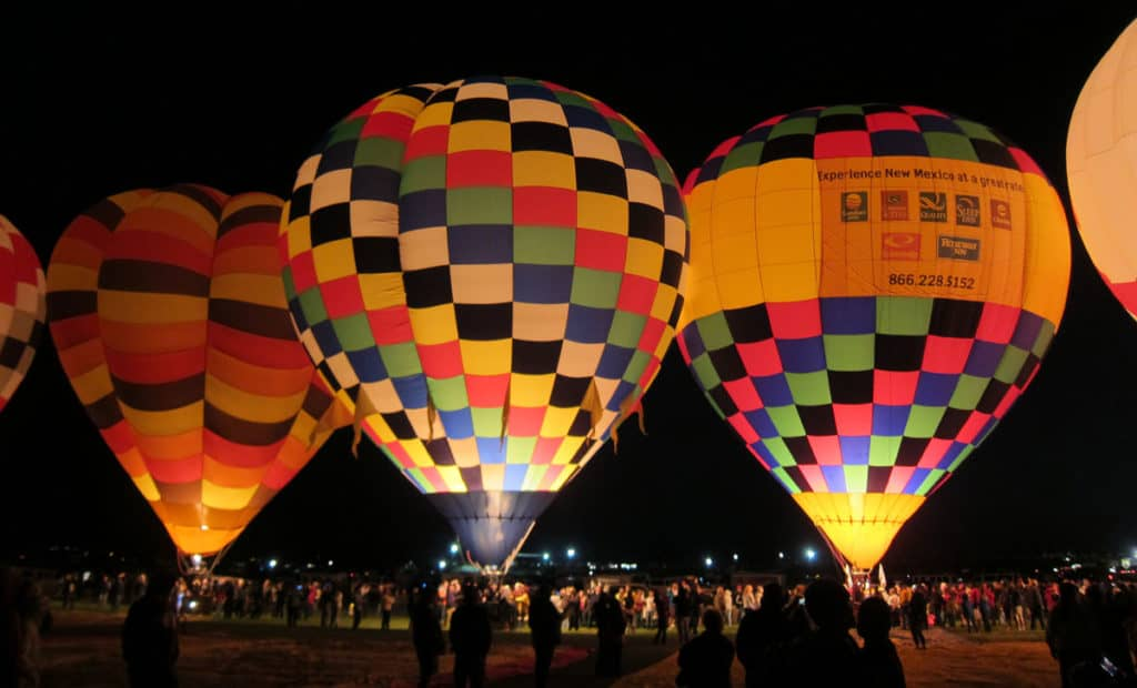 The Albuquerque Balloon Fiesta: A Quick Practical Guide including the where, when, how much and useful tips for making the most of your visit to the The Albuquerque Balloon Fiesta