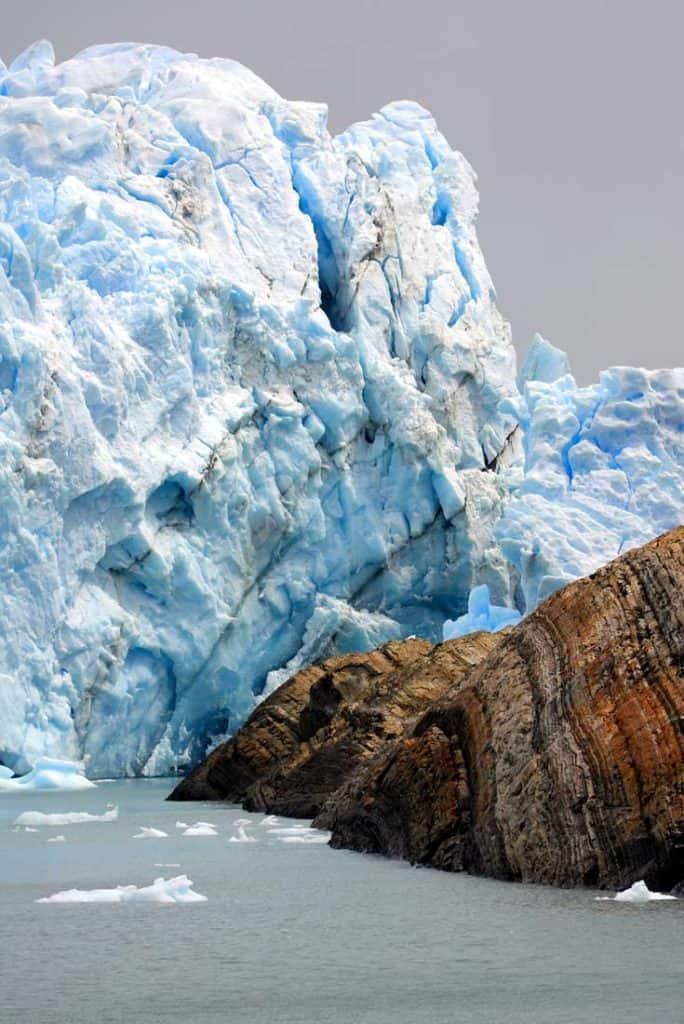 19 Stunning Photos Of Patagonia: Perito Moreno Glacier Los Glaciares National Park