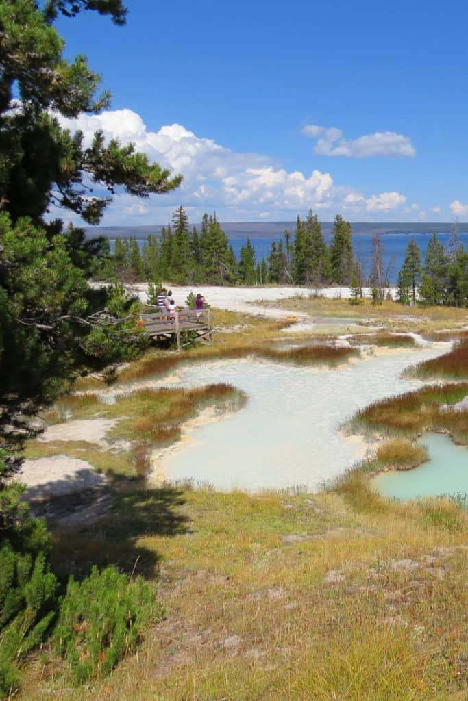 Yellowstone West Thumb Basin: 20 pictures that will make you want to visit!