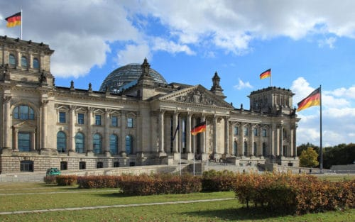 Visiting Berlin with Kids: The Reichstag