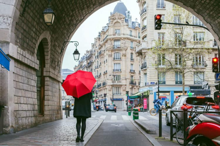 Self-guided walks in Paris