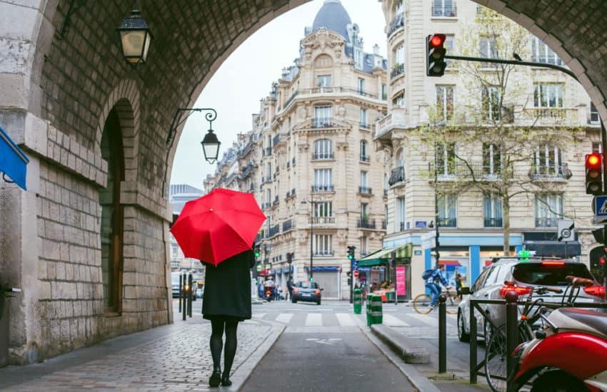 Self-guided walks in Paris