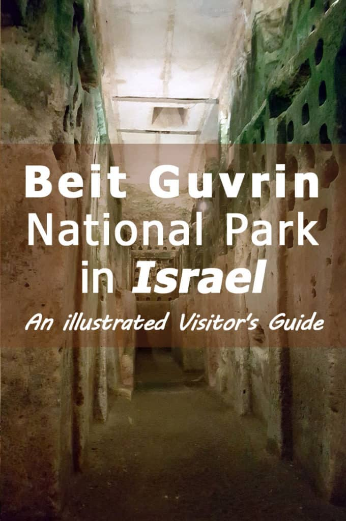 Beit Guvrin National Park: An illustrated guide. If you're visiting Israel, check out this detailed illustrated guide that takes you everything there is to see and do at this UNESCO heritgage site, along with tips about when to visit and what to bring.
