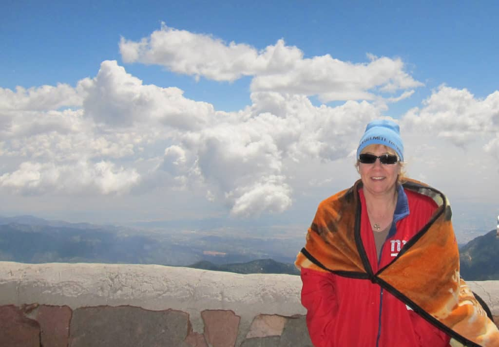 It's cold at the summit! Visiting Pikes Peak: 7 things you need to know. We visited America's mountain and I have insights to share that will help make your trip to Pikes Peak in Colorado a safe and memorable experience.