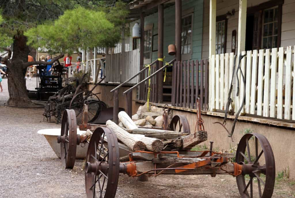Bonnie Springs Ranch: 13 Fantastic Self-Drive Day Trips Around Las Vegas