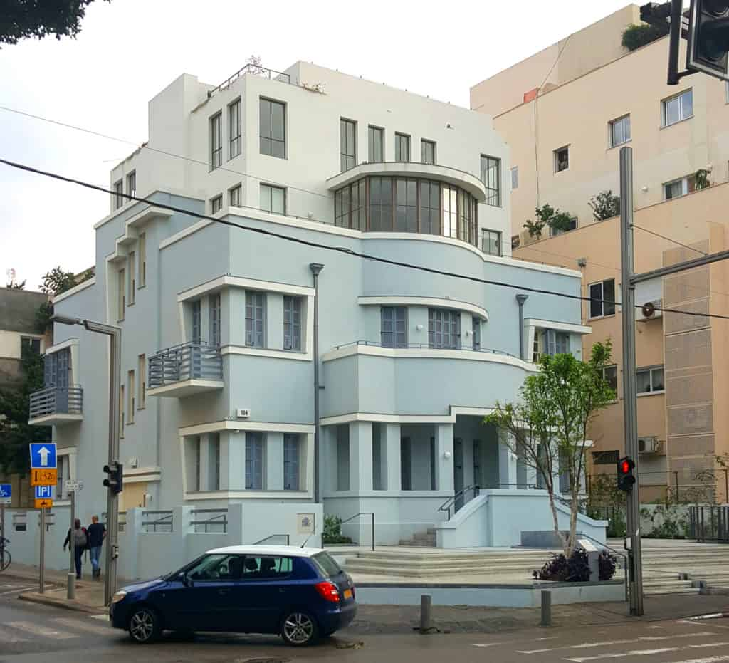 The White City of Tel Aviv