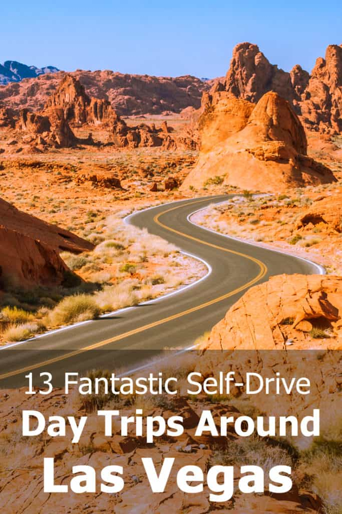 13 Awesome self-drive day trips around Las Vegas